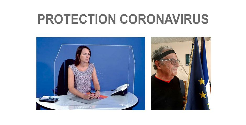 Articles de protection Covid19 Varinard