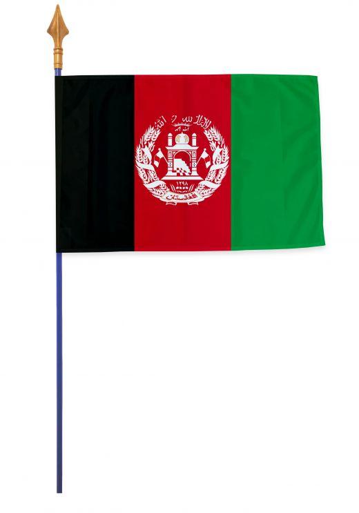 Drapeau Afghanistan Varinard 40*60 cm