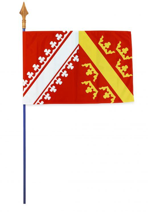Drapeaux et oriflammes Alsace 40*60 cm