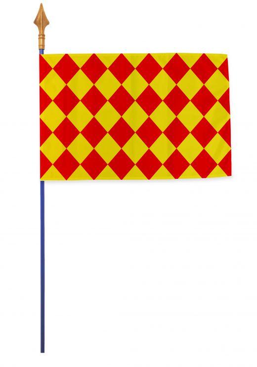 Drapeaux et oriflammes Angoumois 40*60 cm