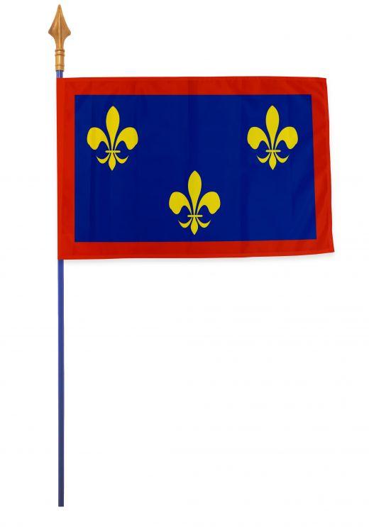 Drapeaux et oriflammes Anjou 40*60 cm