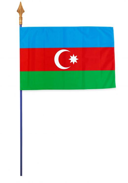 Drapeau Azerbaïdjan Varinard 40*60 cm