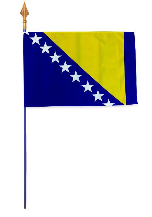 Drapeaux et oriflammes Bosnie-Herzégovine 40*60 cm