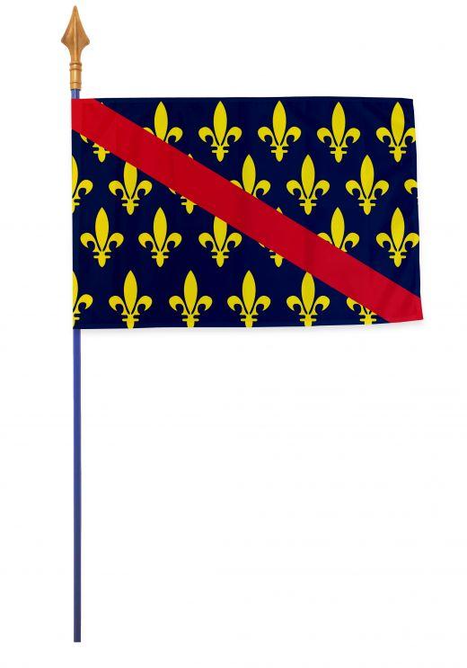 Drapeaux et oriflammes Bourbonnais 40*60 cm