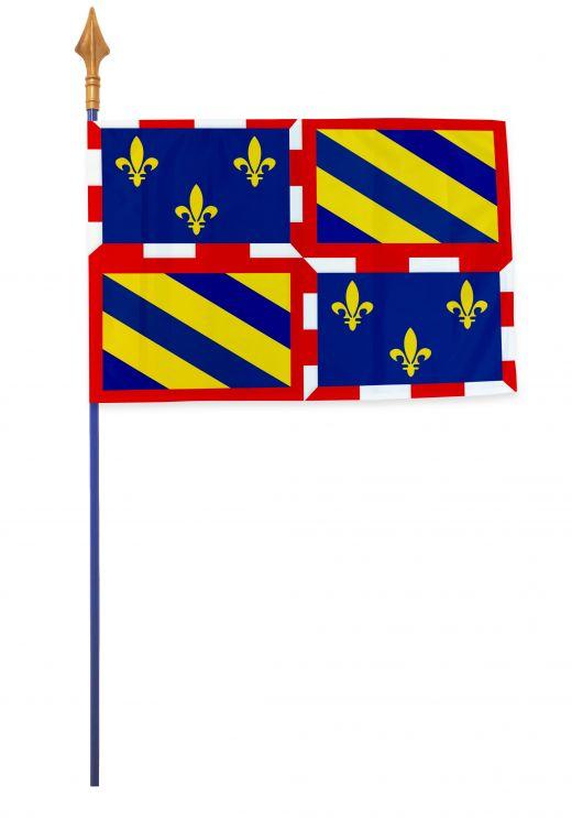 Drapeaux et oriflammes Bourgogne 40*60 cm