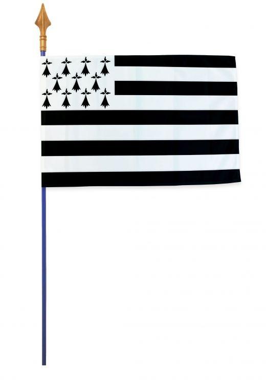 Drapeaux et oriflammes Bretagne 40*60 cm