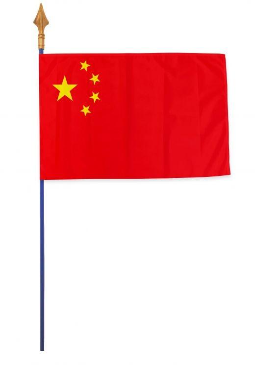 Drapeaux, pavillons et oriflammes Chine 40*60 cm