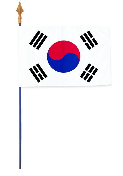 Drapeaux, pavillons et oriflammes Corée du Sud 40*60 cm