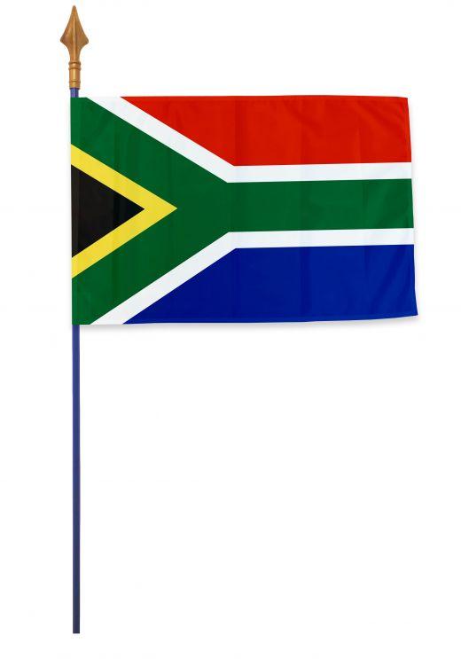 Drapeau Afrique du Sud Varinard 40*60 cm