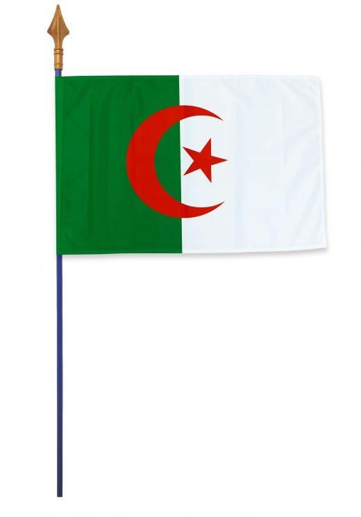 Drapeau Algérie Varinard 40*60 cm