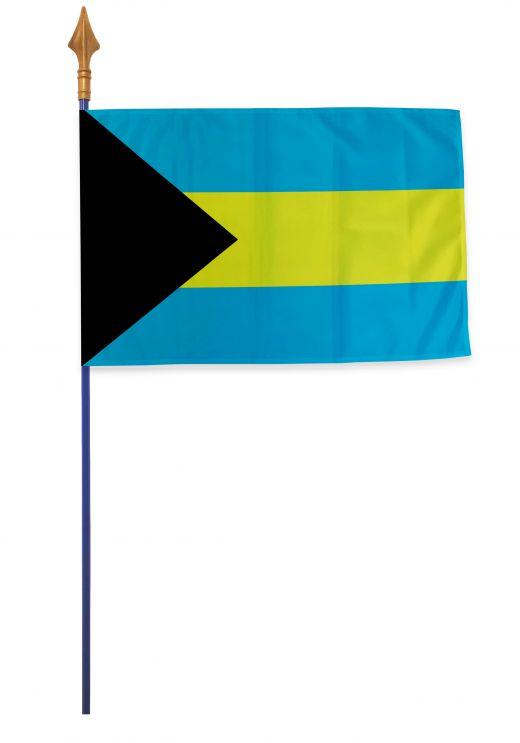 Drapeau Bahamas Varinard 40*60 cm
