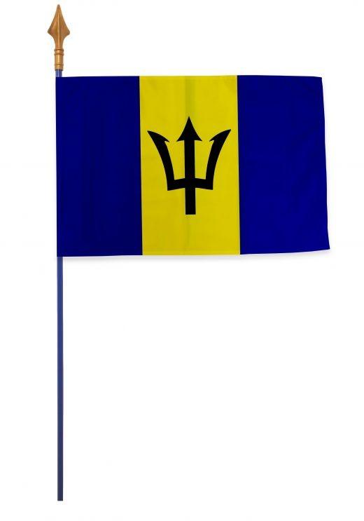 Drapeau Barbade Varinard 40*60 cm