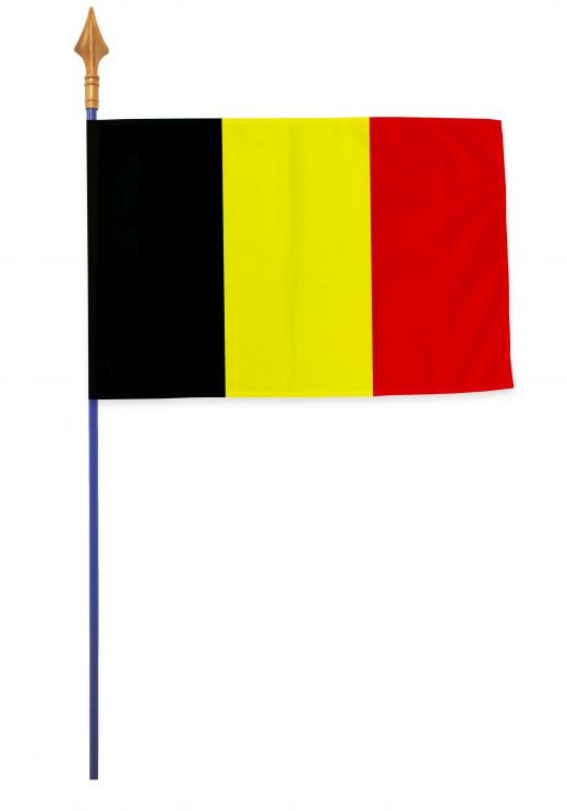 Drapeau Belgique Varinard 40*60 cm