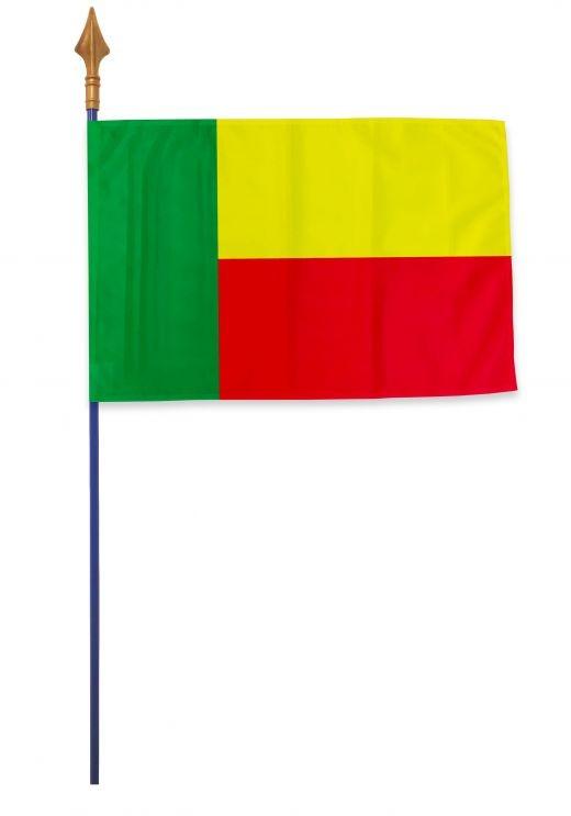 Drapeau Benin Varinard 40*60 cm