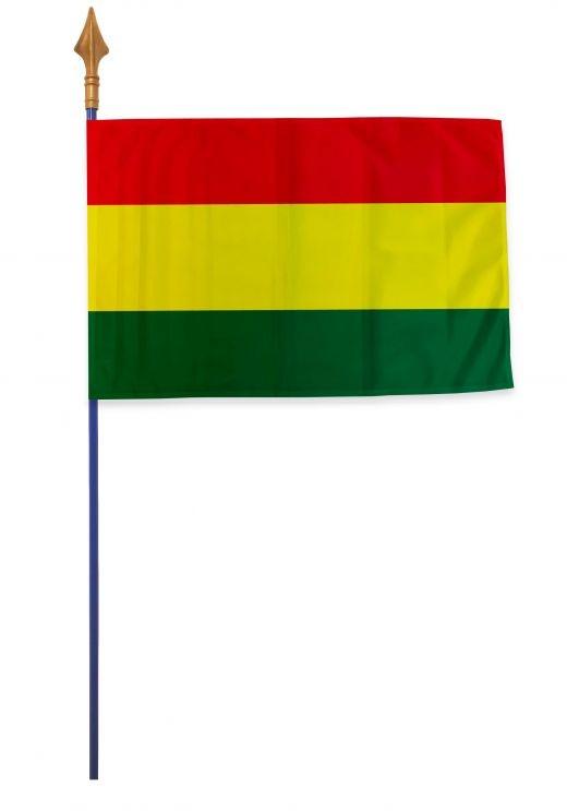 Drapeau Bolivie Varinard 40*60 cm