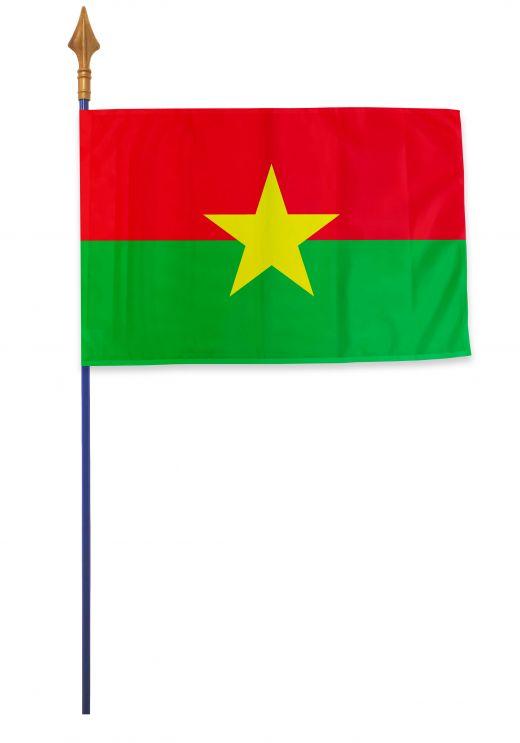 Drapeau Burkina Faso Varinard 40*60 cm