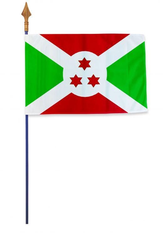 Drapeau Burundi Varinard 40*60 cm