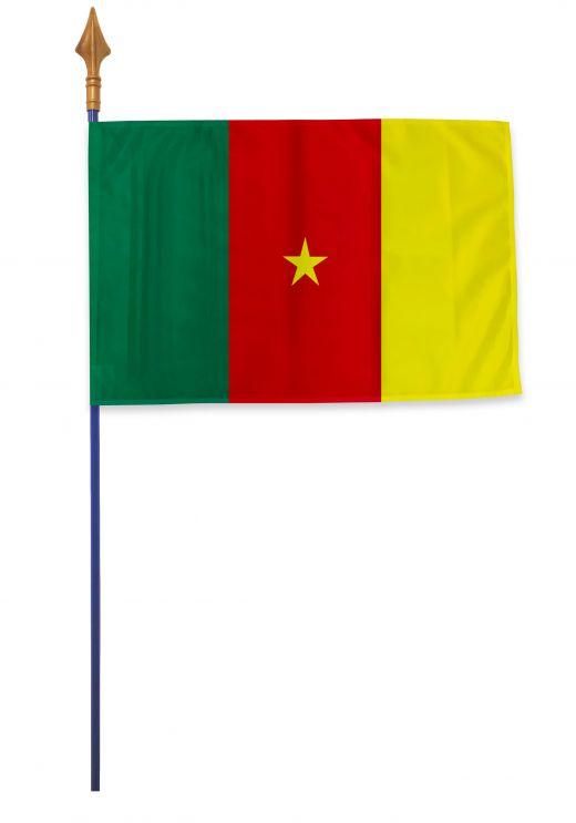 Drapeau Cameroun Varinard 40*60 cm