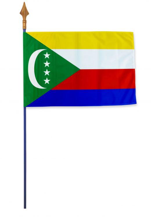 Drapeau République Comores Varinard 40*60 cm