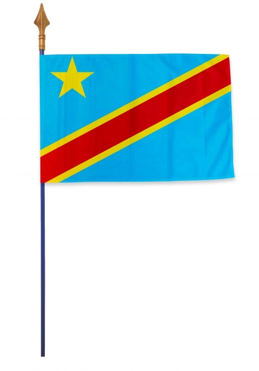 Drapeau République Congo Varinard 40*60 cm