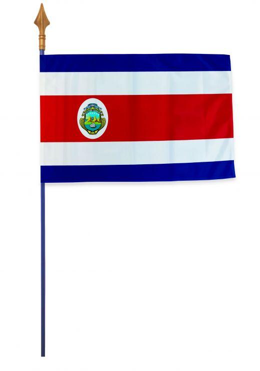 Drapeau Costa Rica Varinard 40*60 cm