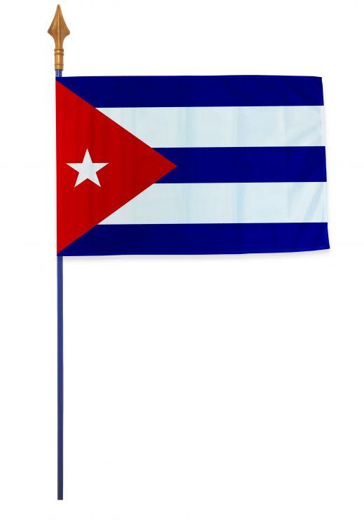 Drapeau Cuba Varinard 40*60 cm