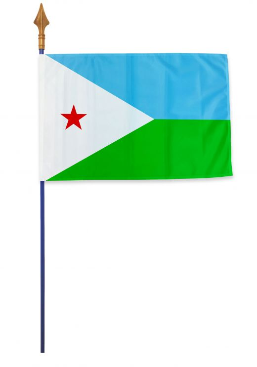Drapeau Djibouti Varinard 40*60 cm