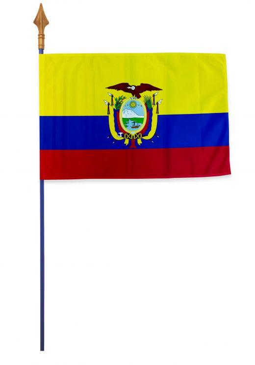 Drapeau Équateur Varinard 40*60 cm