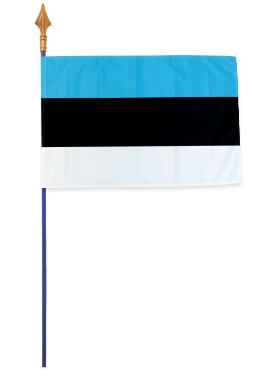 Drapeau Estonie Varinard 40*60 cm