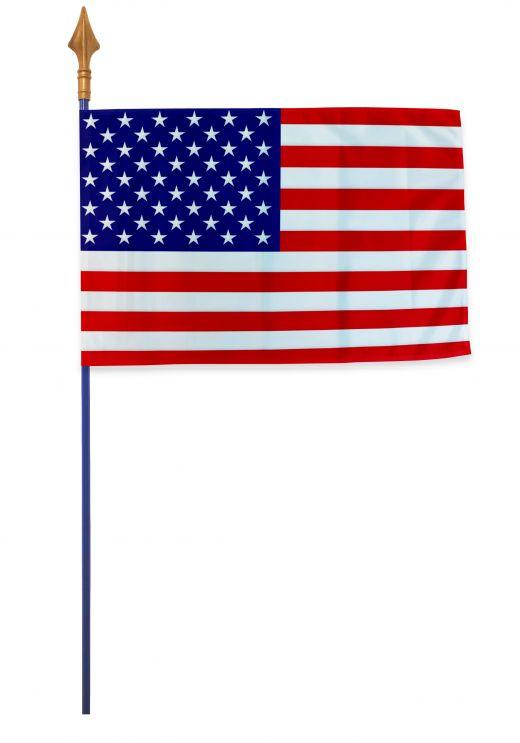 Drapeau États-Unis Varinard 40*60 cm