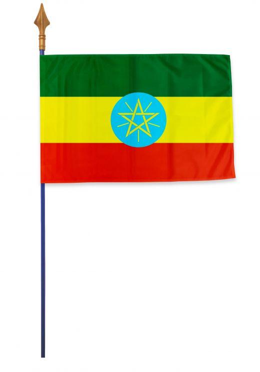 Drapeau Éthiopie Varinard 40*60 cm