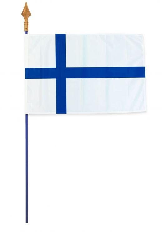 Drapeau Finlande Varinard 40*60 cm