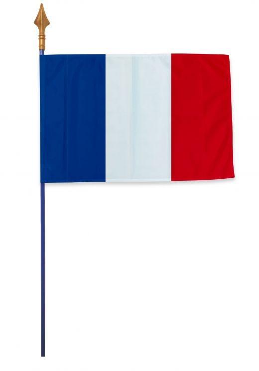 Drapeau France Varinard