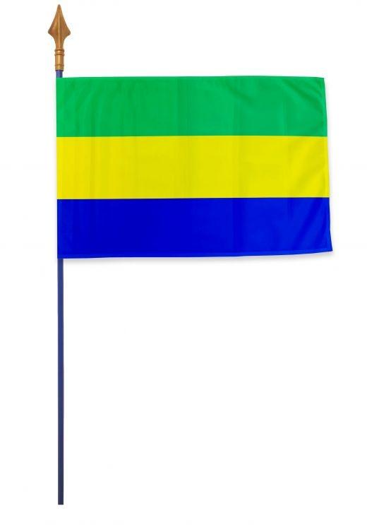 Drapeau Gabon Varinard 40*60 cm