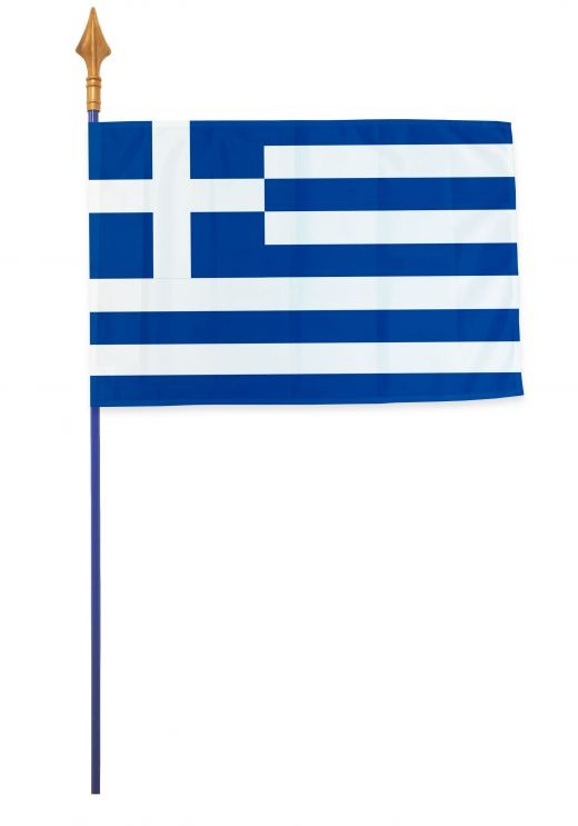 Drapeau Grèce Varinard 40*60 cm