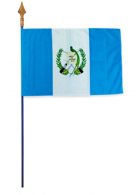 Drapeau Guatemala Varinard 40*60 cm