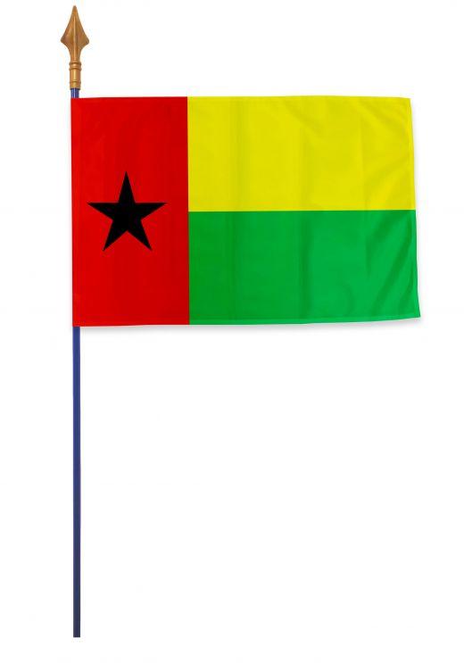 Drapeau Guinée-Bissau Varinard 40*60 cm