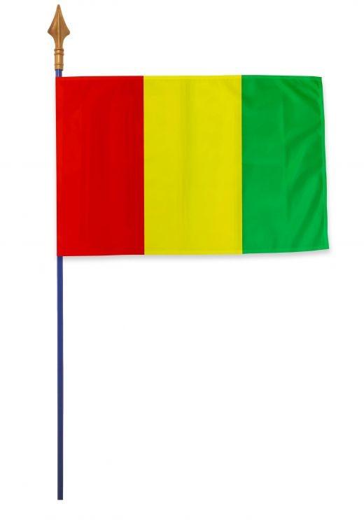 Drapeau Guinée Varinard 40*60 cm
