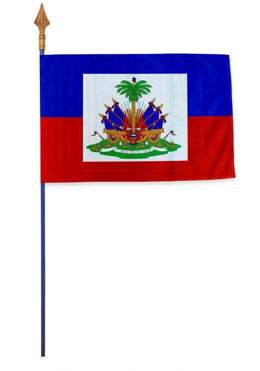 Drapeau Haïti Varinard 40*60 cm