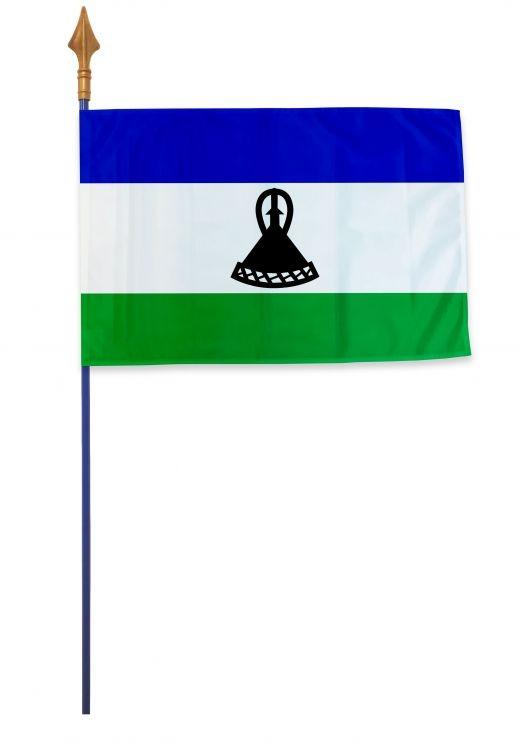 Drapeau Lesotho Varinard 40*60 cm