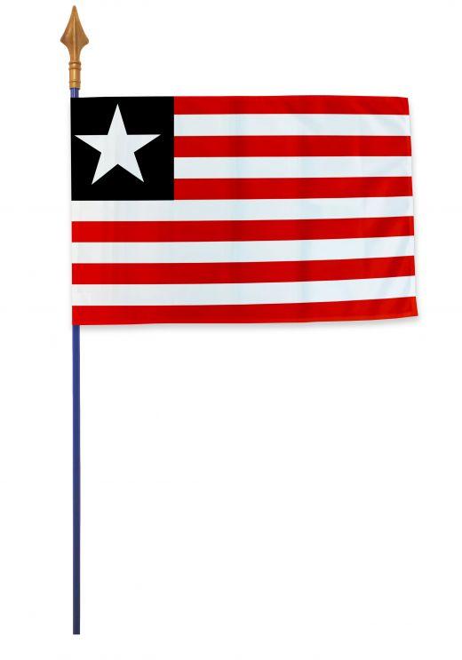 Drapeau Guinée Liberia 40*60 cm
