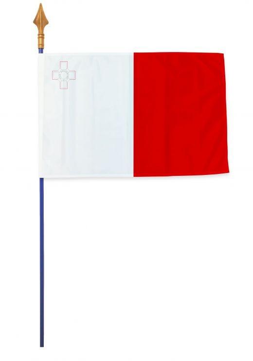 Drapeau Malte Varinard 40*60 cm