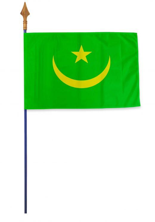Drapeau Mauritanie Varinard 40*60 cm
