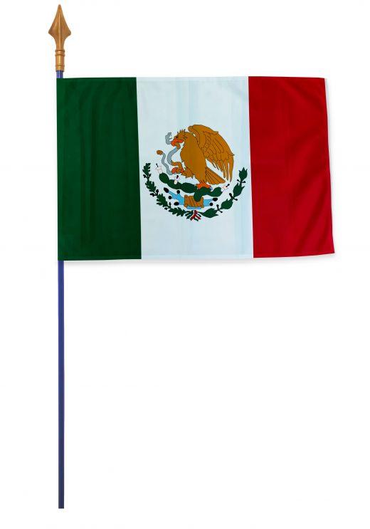 Drapeau Mexique Varinard 40*60 cm