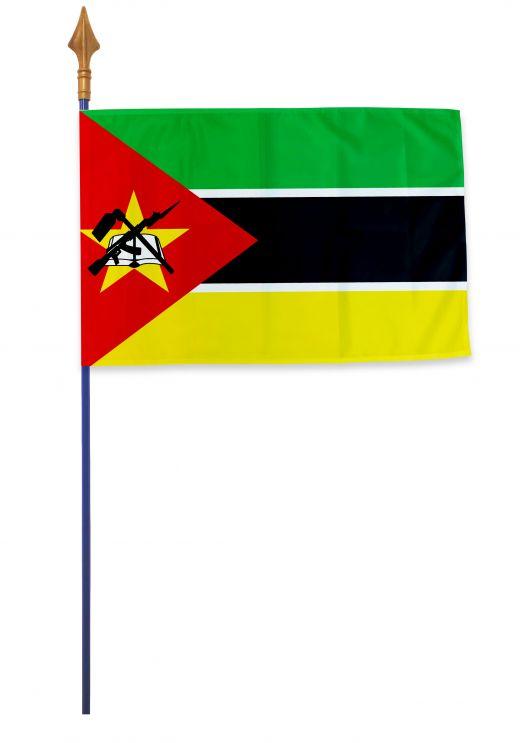 Drapeau Mozambique Varinard 40*60 cm