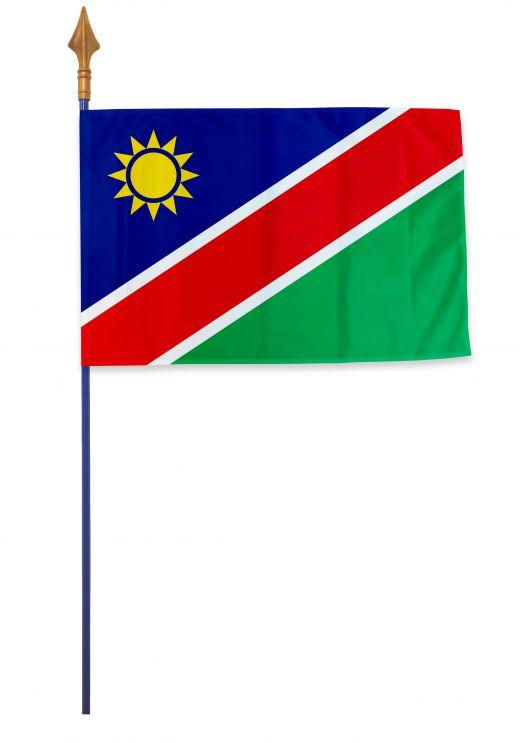 Drapeau Namibie Varinard 40*60 cm