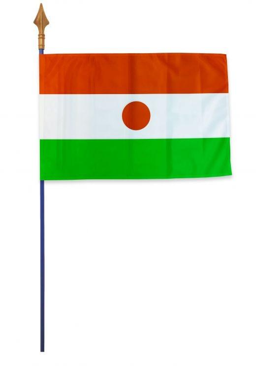 Drapeau Niger Varinard 40*60 cm