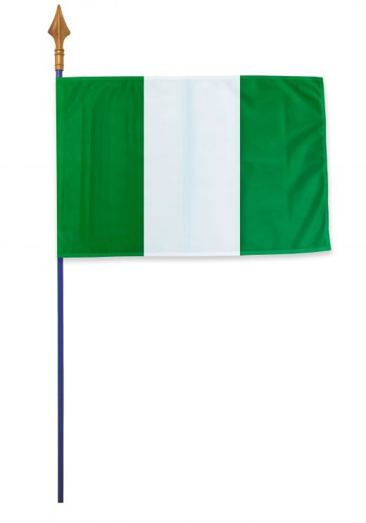 Drapeau Nigeria Varinard 40*60 cm