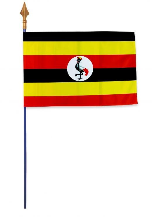 Drapeau Ouganda Varinard 40*60 cm