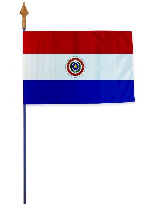 Drapeau Paraguay Varinard 40*60 cm